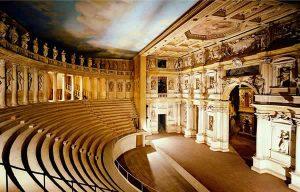 Teatro Olimpico -- Vicenza