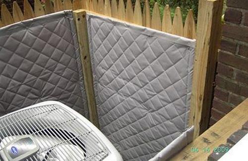 پنل آکوستیک برای محیط باز
