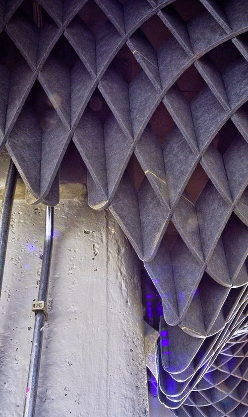 پنل آکوستیک سقف