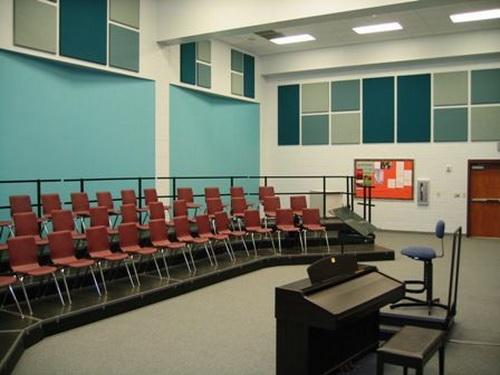 آکوستیک کلاس درس